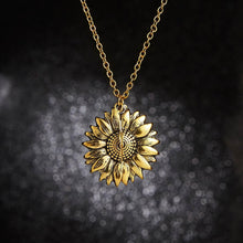 Load image into Gallery viewer, You Are My Sunshine Necklace