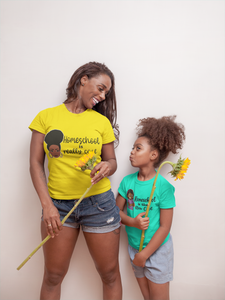Mommy & Me Homeschool Shirt (MOM)