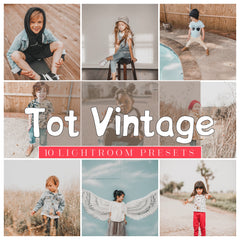 TOT AIRY and TOT VINTAGE BUNDLE PACK - 20 PRESETS!