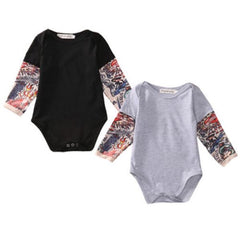 """Grunge"" Tattoo Sleeves Bodysuit"