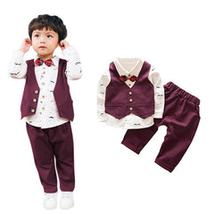"""Jack"" Boys Suit Set"