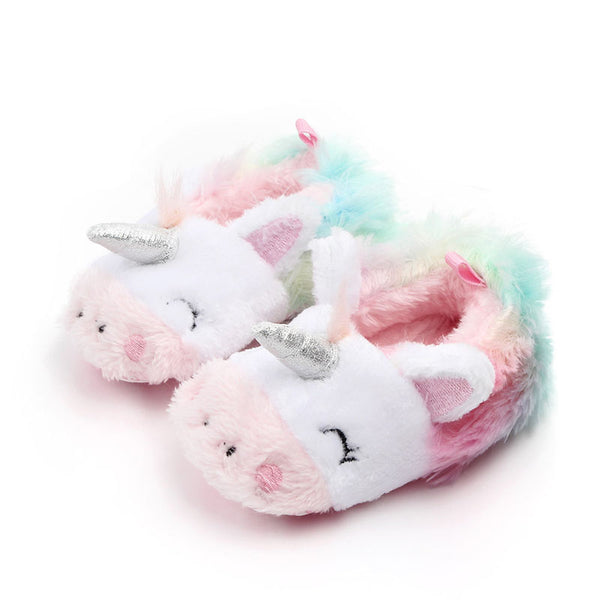 "'Unicorn"" Slippers"
