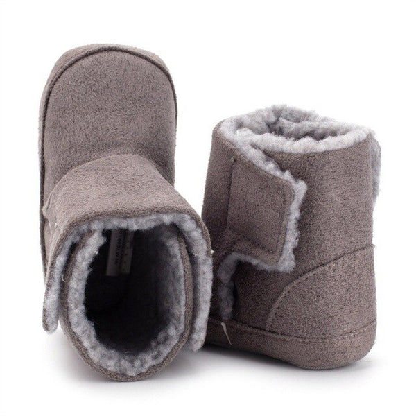 """SnUUGS"" Fleece Booties"