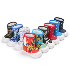 """Snow Baby"" Winter Snow Boots"
