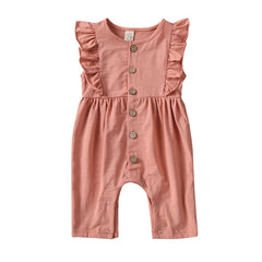 """Belle"" Ruffles Playsuit"