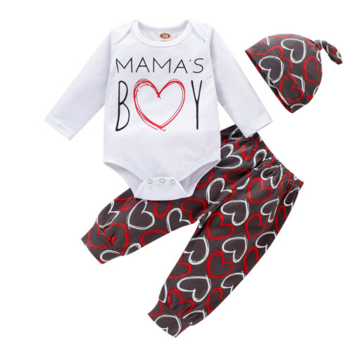 """Mama's Boy"" Valentine Set"