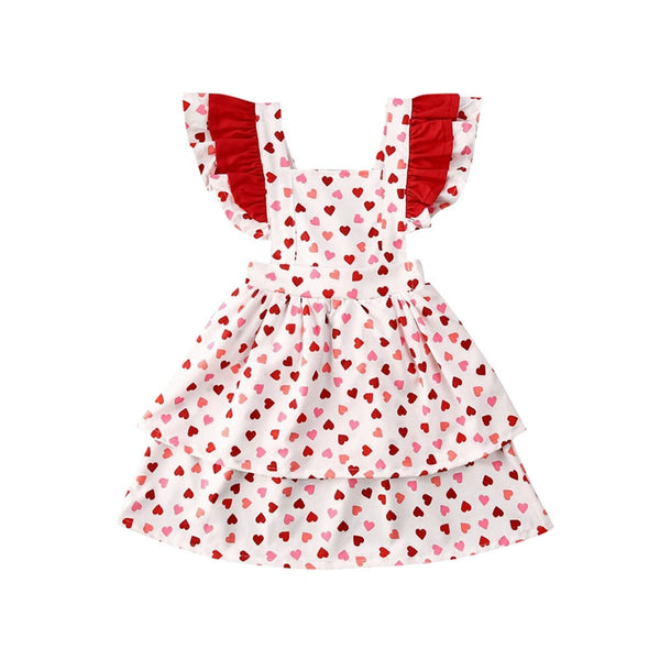 """Valentine"" Belle Dress"