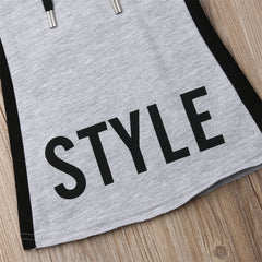 """Style"" Hooded Dress"