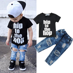 """Hip to the Hop"" Jeans Set"