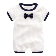 """Dress Me Up"" Baby Gentleman Romper"