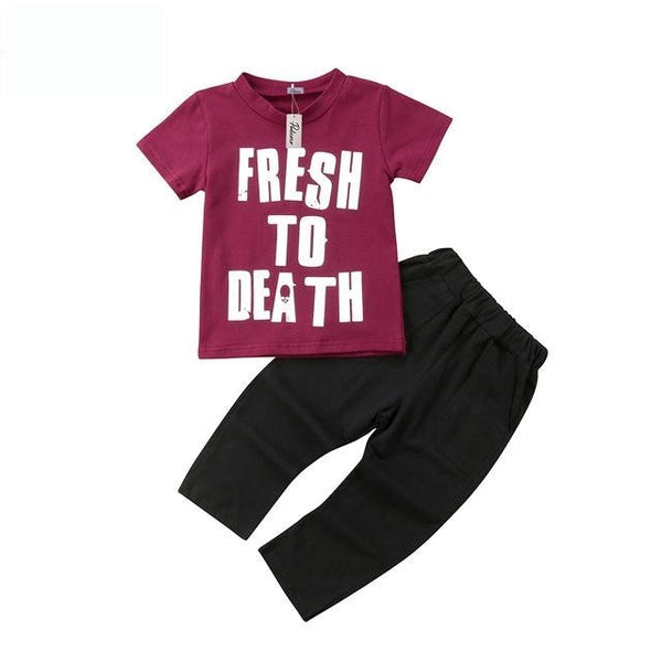 """Fresh to Death"" Set"