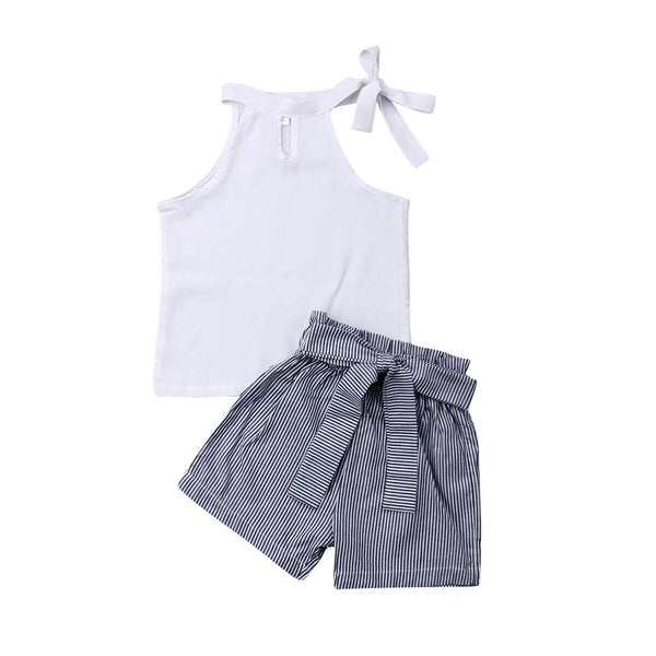 """Crew"" Girls Summer Set"