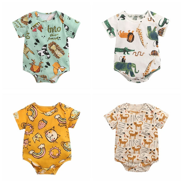 """Cartoon"" Baby Collection"