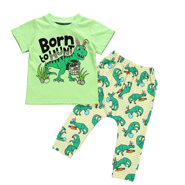 """Born to Hunt"" Boys Set"