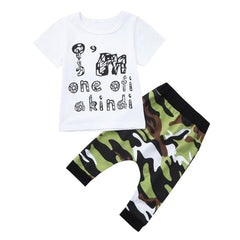 """One of a Kind"" Camo Set"