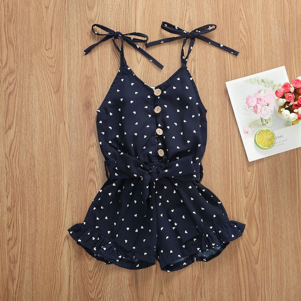 """My Heart"" Toddler Romper"