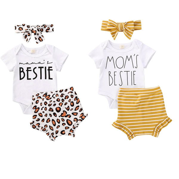 """Mama's Bestie"" 3 Piece Set"