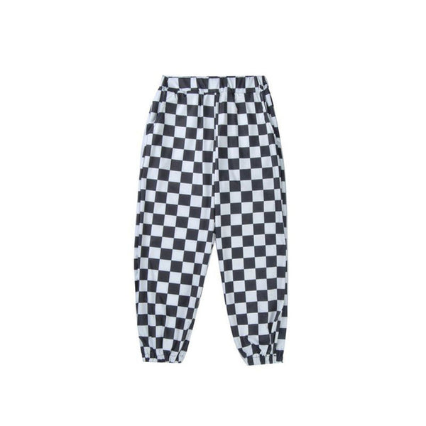 """Checkers"" KIDS Track Pants"