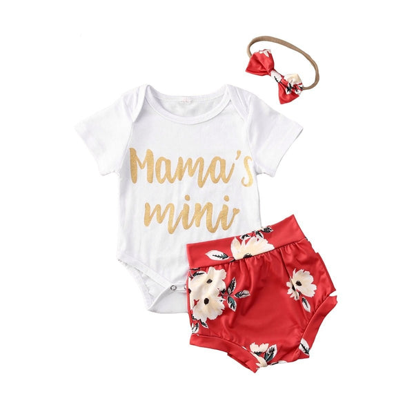 """Mama's Mini"" Blossom Set"