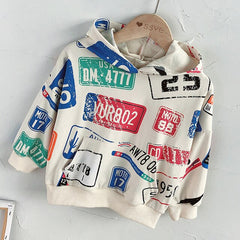 """States"" Hoodie KIDS Collection"