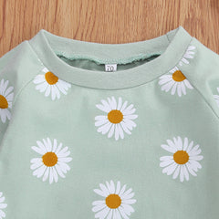 """Daisies"" Autumn 3 Piece Set"