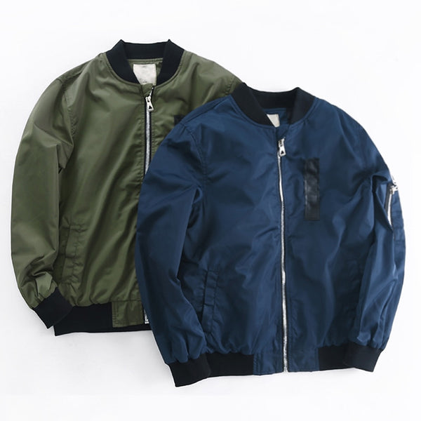 ZIP Boys Bomber
