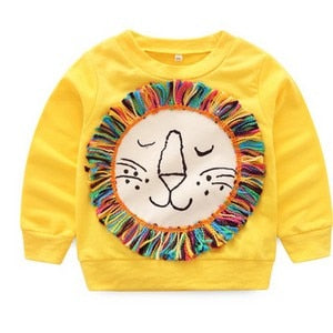 LION-GIRL Sweatshirt