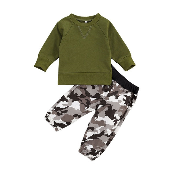 RUGGED Camo Set