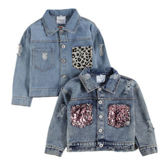 ARIA Distressed Jacket Collection