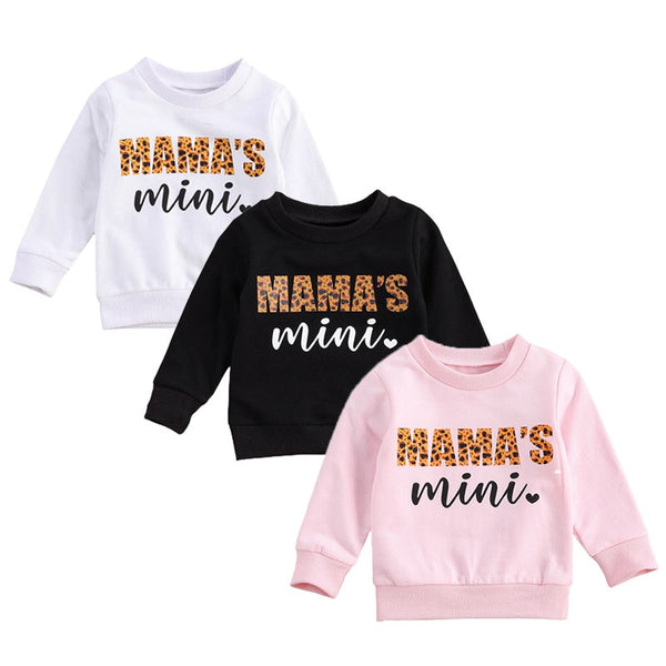 Mamas Mini Long Sleeve Shirt Collection