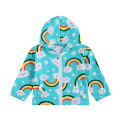 Rainbow Hooded Jacket Collection
