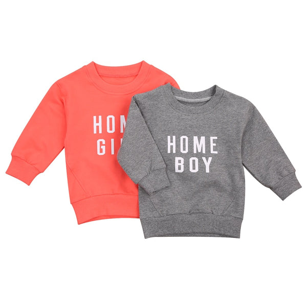 Homie Sweatshirt Collection 6m - 6T