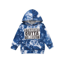Boys Acid-Wash Hoodie Collection