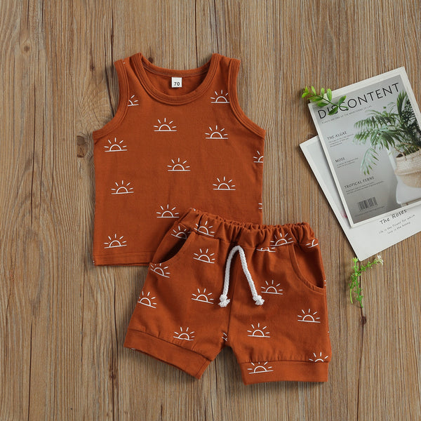 Rising Sun Everyday Tank Set