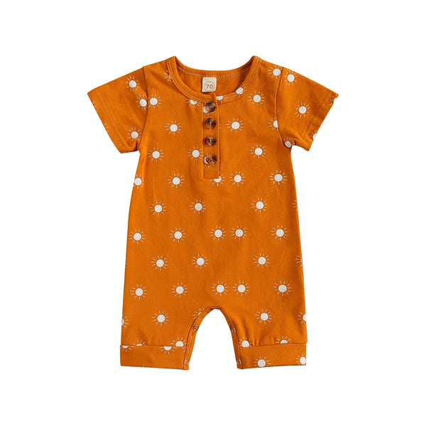 SUNBABY Button Romper
