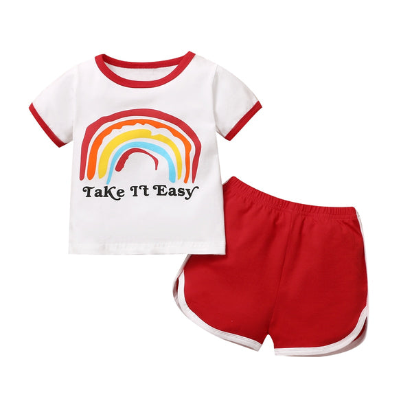 TAKE IT EASY Rainbow Set
