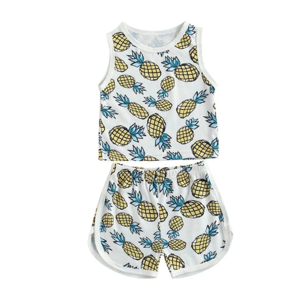 Pineapple Summer Set