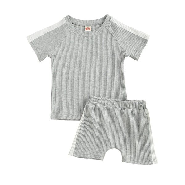 BOYS Ribbed Everyday Retro Collection