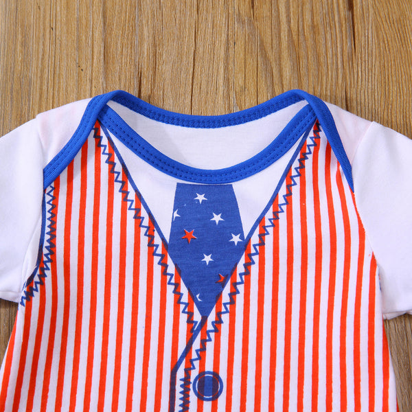 """FREEDOM"" and Stars Baby Collection"