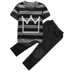 "2 Piece ""Super-Stylin"" Crown Set"