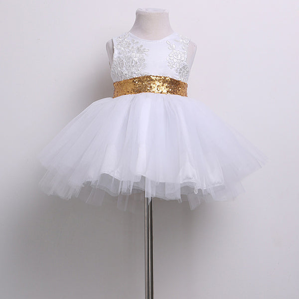 """Belle"" Princess Party Dress"