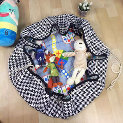 """Woodland Dance"" Play and Go Storage Mat"