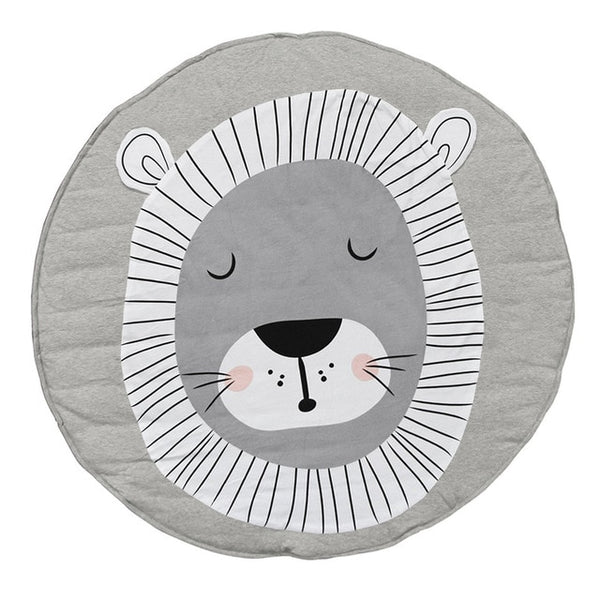 """Lion"" Baby Play Mat"