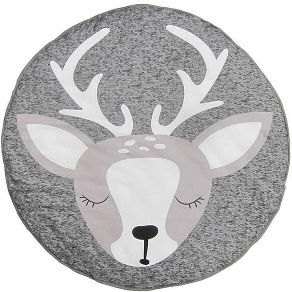 """Deer"" Baby Play Mat"