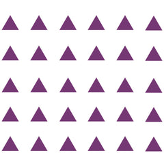 "80 Pieces ""Triangle"" Wall Decal"