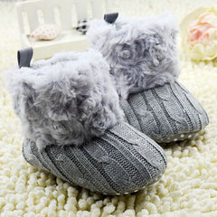 """Jessica"" Crochet Slippers"