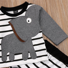 "2 Pieces ""Elephant"" Set"