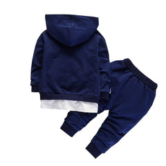 """Stripes"" Hooded Tracksuit"