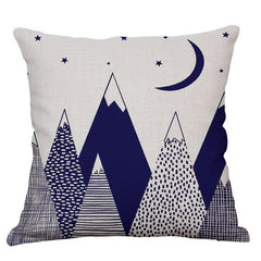 Nordic Print Decorative Pillow Covers