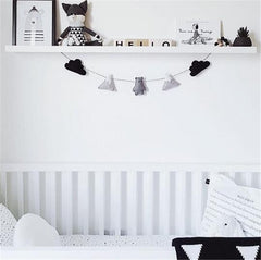 """Stars and Bears"" Assorted Wall Garlands"
